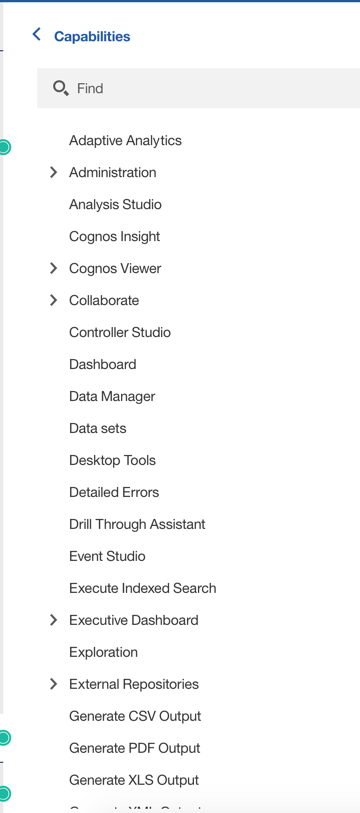 Our favorite features in cognos analytics 8